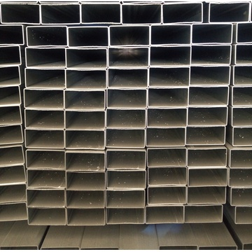 Q195 pregalvanized steel Hollow Section rectangular tube