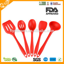 Silicone Spatula Set Of 5 Silicone Kitchen Tools
