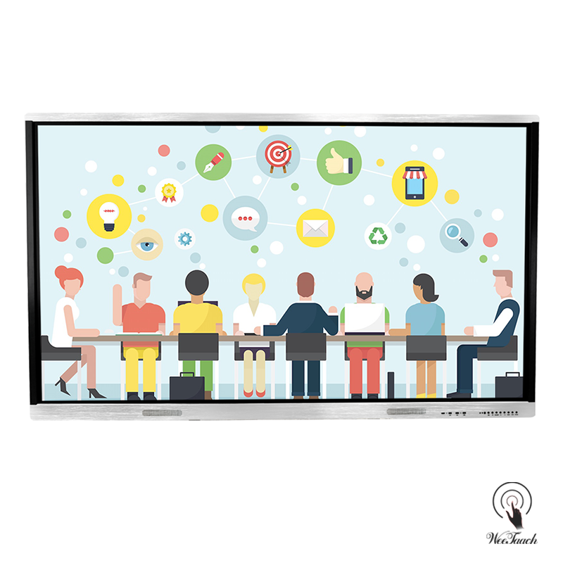 86 inches interactive panel Premium series
