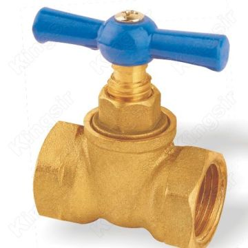 Hot Sale for Stop Valves Good Sealing Performance Brass Globe Valve supply to St. Pierre and Miquelon Suppliers