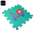 Baby Children Interlocking EVA Foam Vehicle Puzzle Mat