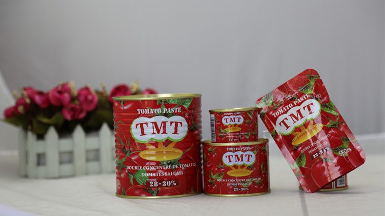 hunting canned tomato paste 400g