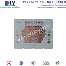 Customized for Printable Circuit Boards 1L Copper Base Board Metal Core PCB supply to Italy Suppliers