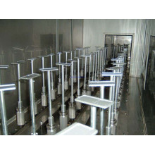 low investment automatic uv coating line