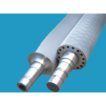 Chrome Plated or Tungsten Carbide Corrugated Roller