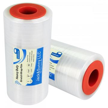Industrial Clear Hand Stretch wrap Film