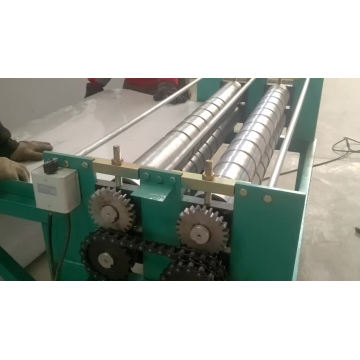 Metal steel aluminum foil slitting machine