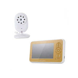 LCD Digital Baby Monitor Two Way Audio