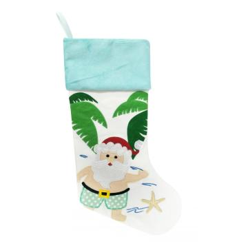 Newest design marine series Christmas party socks