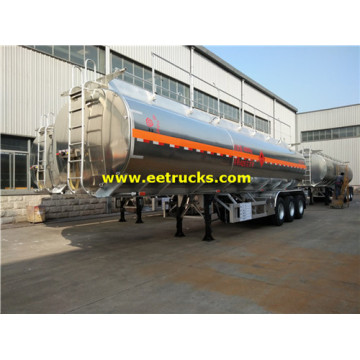 42800L Aluminium Alloy Oil Transport Trailers