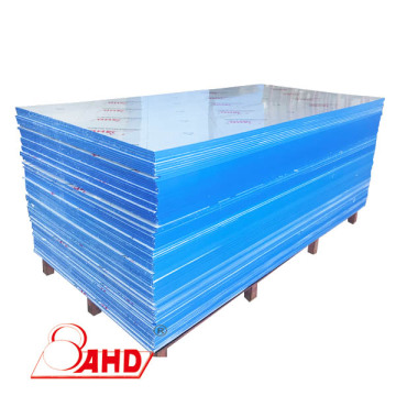 High Toughness Blue PA6 Nylon Sheet