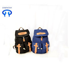 Korean version of small fresh school style backpack