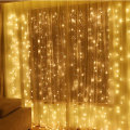 LED Window Star Curtain String Light