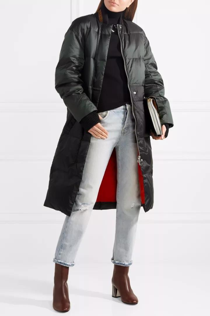 Women's Jacket Long Down