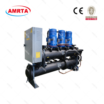 Scroll Water to Water Chiller Cooling Systems