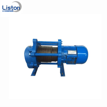 Electric winch 1ton KCD Electric Wire Rope Winch