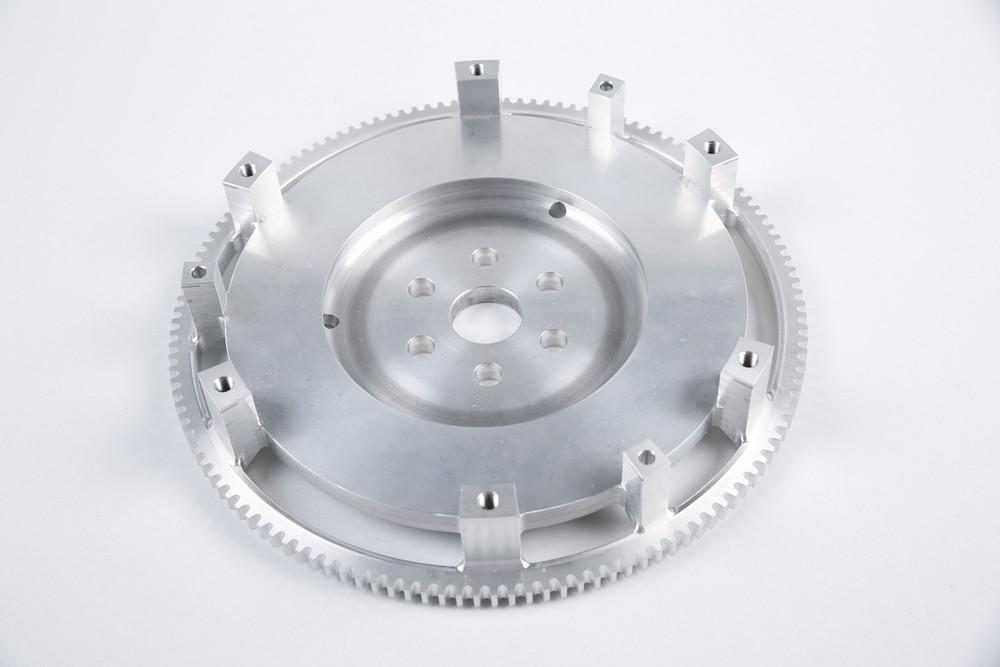 Custom precision CNC LOWER gear plate