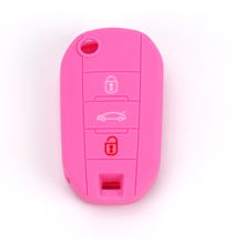 Flexible Silicone Key Cover Remote Key Cover
