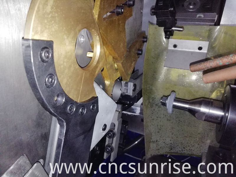 CNC bearing groove grinding Machine 11