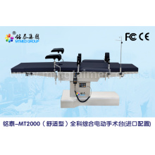 China for Universal Operating Table New design electric medical table export to Cameroon Importers