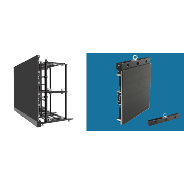 P3.91 rental outdoor led video wall rental