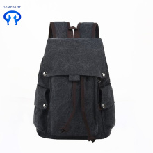 New canvas backpack men's and women's travel bags