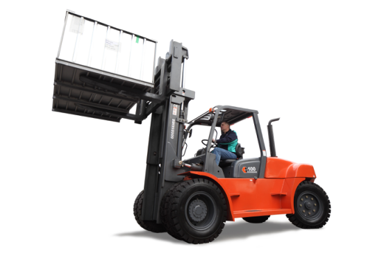 Forklift With Strong Power