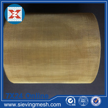 Brass Wire Mesh Screen