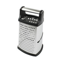 Special for Collapsible Box Grater Professional Stainless Steel 4 Sides Grater supply to Germany Wholesale