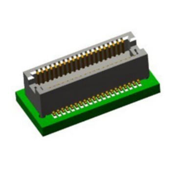 China Manufacturers for Board To Board Terminal Connectors 0.5mm Board to Board connector Female mating Height=5.0mm supply to Guam Exporter