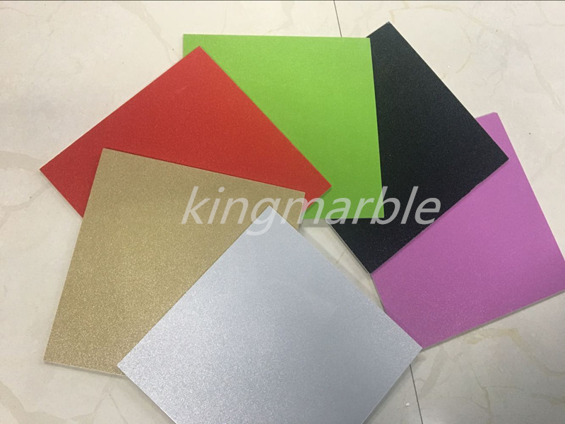 Good quality uv pvc sheet high glossy