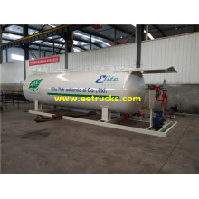 25m3 Portable Propane Skid Tanks