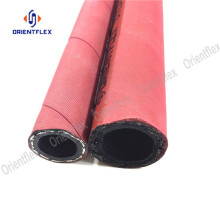 Flexible 1 inch steam hose safety