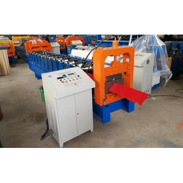 Metal Roof Ridge Capping Roll Forming Machine