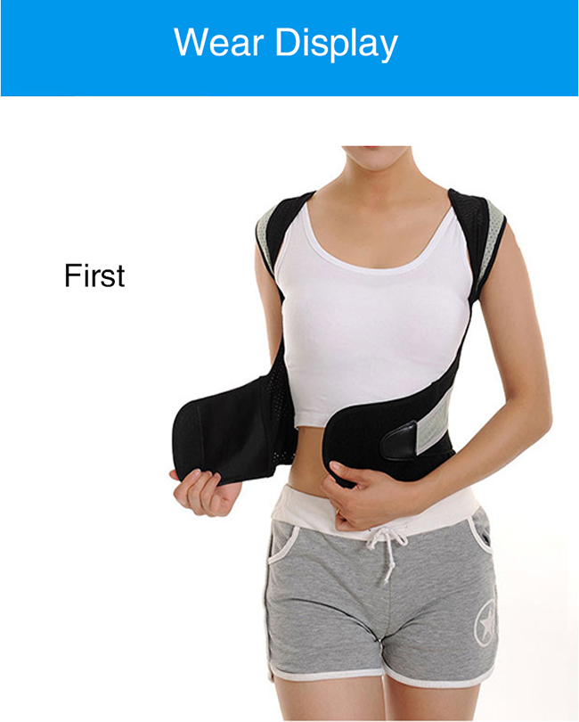 Attitude Posture Corrector For Relieving Back Pain China