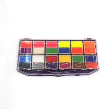Christmas Organic Private Label Neon face paint