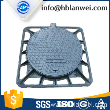 Foundry ductile iron manholes and frames