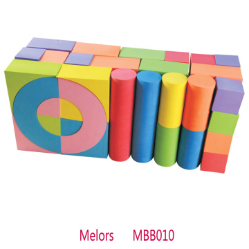 high quality children soft eva toy building blocks