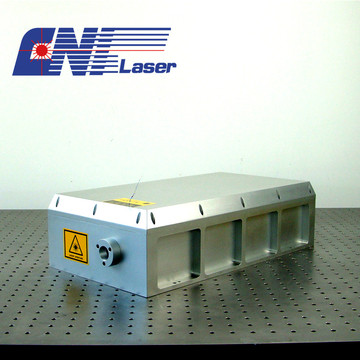 High Power Q-Switched Laser