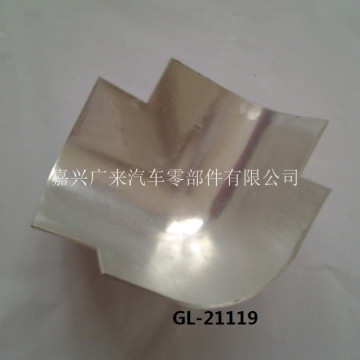 Aluminum Wrapped Angle Protect Truck Entry Parts