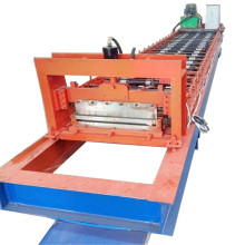 wave profile roof sheet roll forming machine