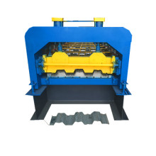 automatic cold steel floor deck making machine