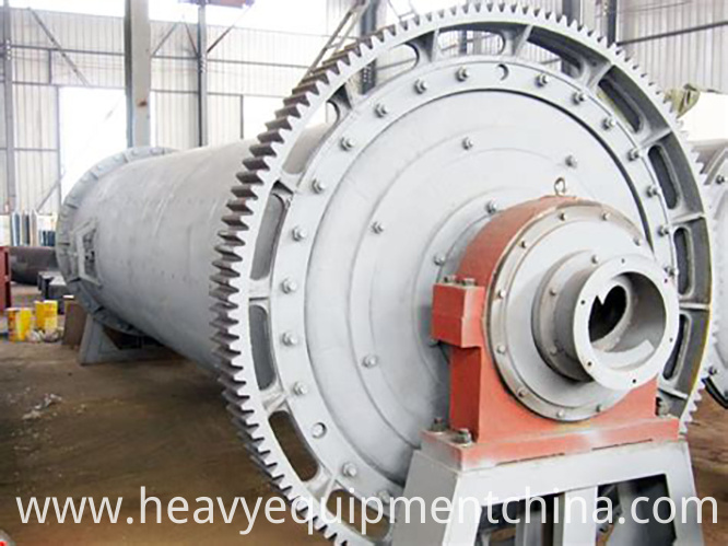Ball Mill For Sand