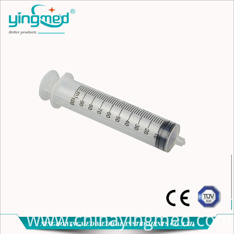Diaposable Syringe
