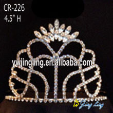 Wholesale crystal pageant cheap