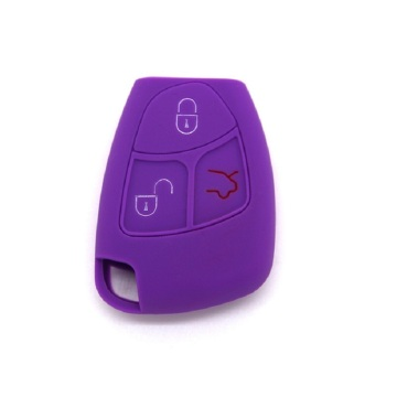 Good Quality Benz 3 Buttons Key Cover Online