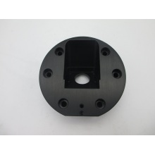 A5052 Aluminum 5-axis CNC Machining with Black Oxide