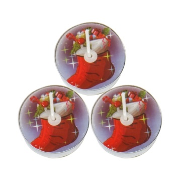 High quality  wholesale colorful tealight candle