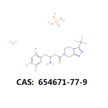 OEM for Diabetes Drug Voglibose,Ecppa Epal Intermediate 99%,Suglat Antidiabetes Api 99% Manufacturers and Suppliers in China Sitagliptin phosphate monohydrate api cas 654671-77-9 supply to Turkey Suppliers