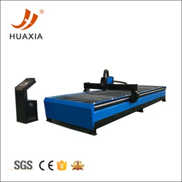 CNC plasma cutting machine with plasma cutter